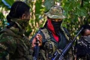 Leader of Colombia's last remaining active rebel group killed by...
