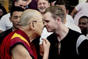 Steve Smith hopes for good sleep after meeting the Dalai Lama in...