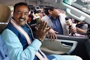 Maurya 'advised' to shift out of chief minister's Annexe office