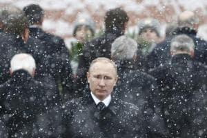 Russia calls US charge it may be supplying Taliban insurgents 'a lie':...