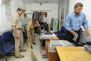 Ghaziabad, Noida police stations start cleanliness drive