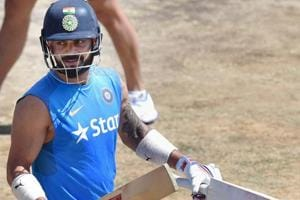 Virat Kohli's lack of runs no deterrent to India's success against...