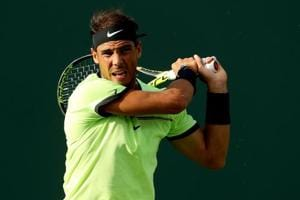Rafael Nadal sweeps past Dudi Sela at Miami Open, Grigor Dimitrov...
