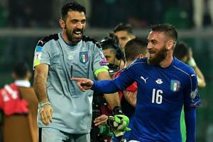 Gianluigi Buffon reaches 1,000 as Italy, Spain win in FIFA World Cup...