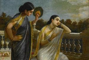 Can you spot the hidden feminist in Raja Ravi Varma's art?