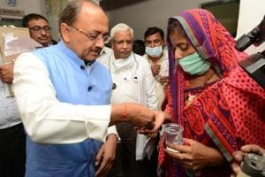 Welfare schemes will not be politicised: Health minister
