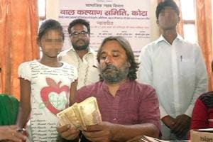Banned notes found, orphaned kids write to Modi for exchange