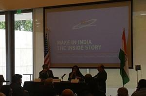 Conference discussing 'Make in India' held in Houston