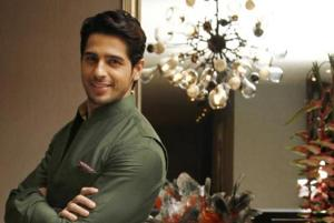 Sidharth Malhotra content with acting, no plans to produce films