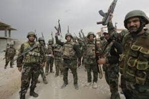 Syria army retakes Damascus areas from rebels: state news