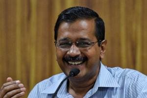 MCD polls: Arvind Kejriwal promises to do away with house tax if voted...