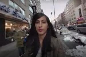 'Go back to Lebanon': White man yells at Sikh-American woman on New...