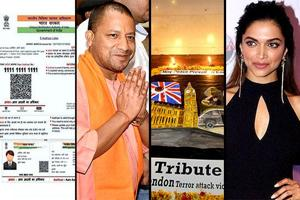 Adityanath, Aadhaar, London and HT style awards: Here's the week that...