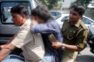 3 UP policemen suspended after they detain couple at Ghaziabad park in...