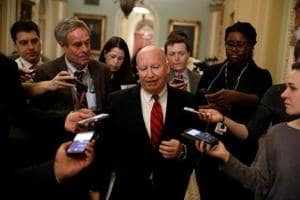 With healthcare bill dead, US Republicans turn to taxes