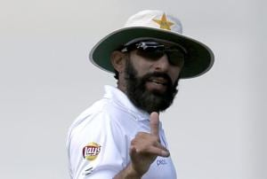 Misbah-ul-Haq's advice to rescue Pakistan cricket from menace of...