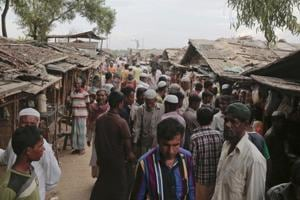 Myanmar rejects UN probe into crime against Rohingya, says it will...