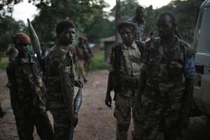 50 killed, dozens injured by armed men in Central Africa Republic