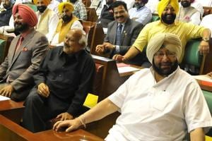 Punjab CM Captain Amarinder Singh's govt to push CPS bill on last day...
