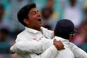 India's Kuldeep Yadav move catches Australia off-guard in Dharamsala...