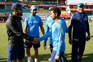 Why Dharamsala Test debutant Kuldeep Yadav is special to Indian...