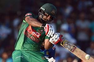 Tamim Iqbal hits ton as Bangladesh thrash Sri Lanka in first ODI