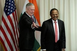 India, US pledge to work as partners to combat terror