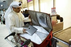 Laptop ban hits Dubai for 1.1 million travellers over one of year's...