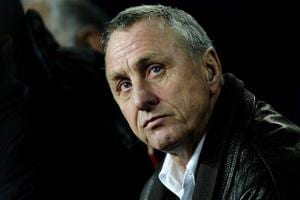 Barcelona plan stadium, statue homage to Johan Cruyff