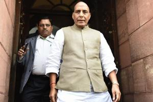 India plans to seal international border with Pak, Bangladesh: Rajnath