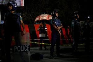 Blasts kill three, injure 30 as Bangladesh commandos storm extremist...