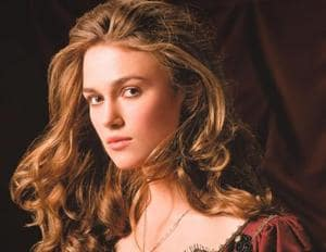 Keira Knightley thought Pirates of the Caribbean would be a disaster
