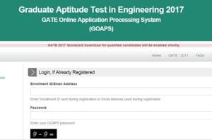 GATE 2017 results declared, check them here