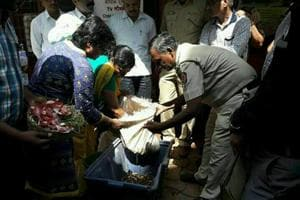 Mumbai cops set green example for Dahisar residents