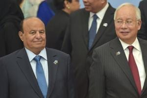 Yemen president found guilty of treason, sentenced to death by...