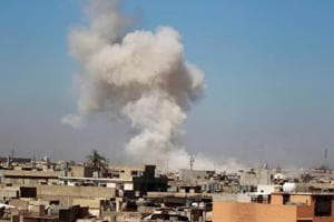 US confirms coalition strike in Mosul district where dozens reported...
