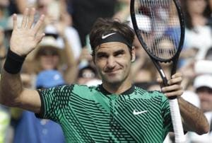 Roger Federer, Stan Wawrinka, Nick Kyrgios advance at Miami Open