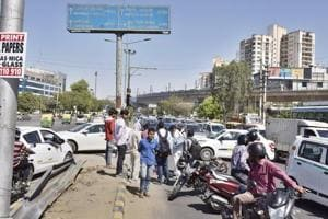Gurgaon: New route to unclog Iffco Chowk jams MG Road
