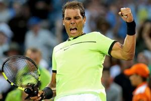 Miami Open: Rafael Nadal beats Philipp Kohlschreiber to win in his...
