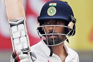 Wriddhiman Saha notches up special milestone in Dharamsala Test