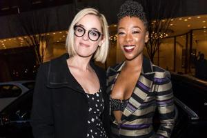 Orange is the New Black: Samira Wiley marries show's writer Lauren...