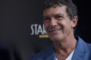 Antonio Banderas: I suffered a heart attack in January, but it hasn't...