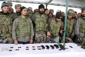 Hizbul Mujahideen module busted; 7 tasked to disrupt bypolls in...