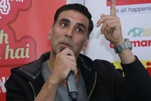 Akshay Kumar reveals why he gave up his original name Rajiv Bhatia