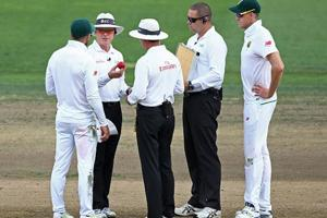 Did South Africans tamper with the ball in Hamilton Test vs New...