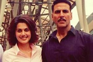 Naam Shabana: What makes Taapsee Pannu feel intimidated by Akshay...
