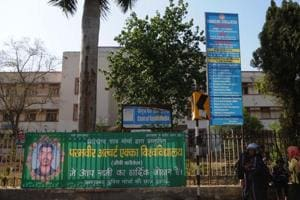 Uproar over renaming Ranchi's oldest college after BJP founder