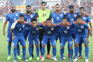 AFC Asian Cup football: Sunil Chhetri strike helps India edge out...