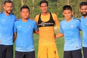 India face Myanmar challenge in AFC Asian Cup qualifier