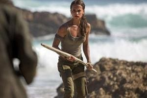 First look: Alicia Vikander is the anti-Angelina Jolie in first Tomb...